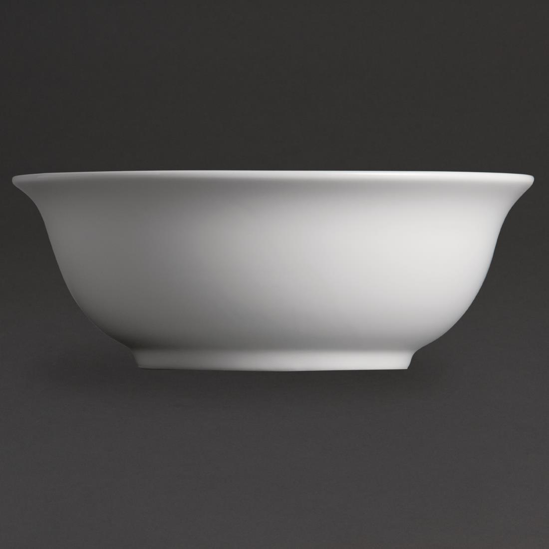Olympia Whiteware Salad Bowls 235mm