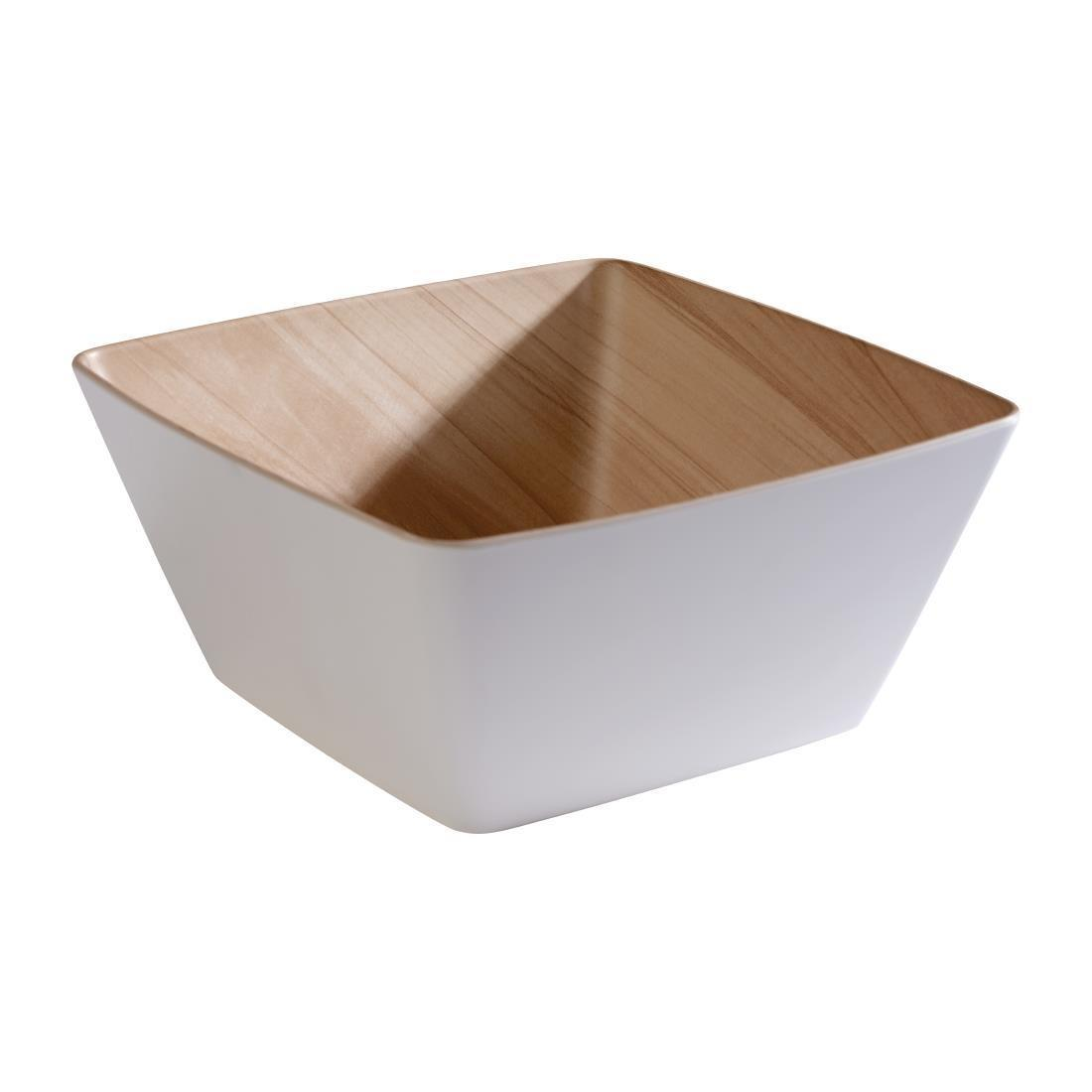 APS Frida Deep Bowl 250mm White - Each - DW052