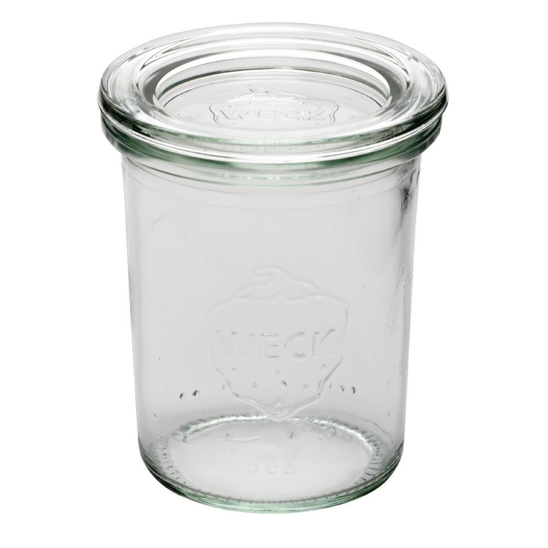 APS 160ml Weck Jar (Pack of 12) - Case 12 - GH388