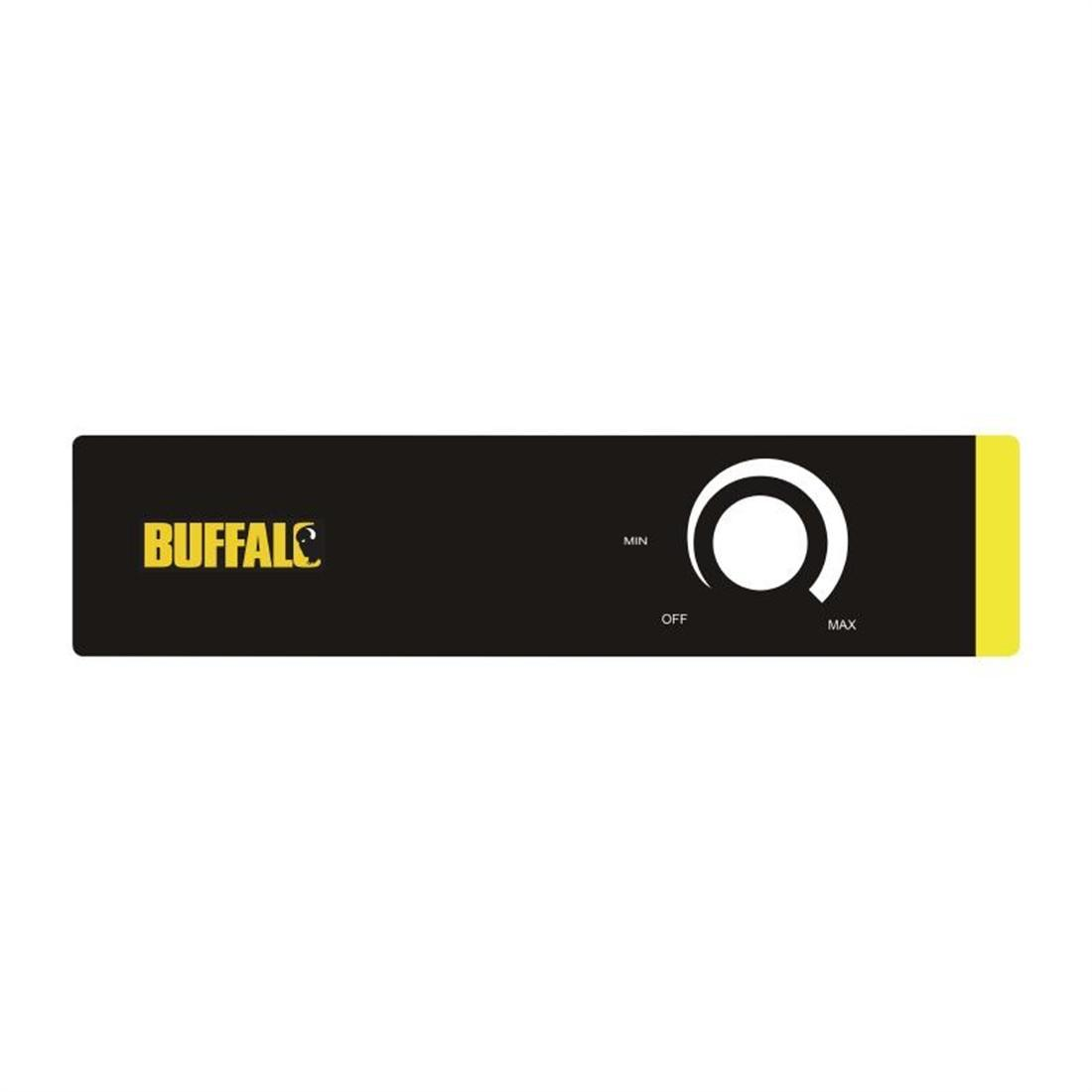 Buffalo Control Panel Sticker - AD156