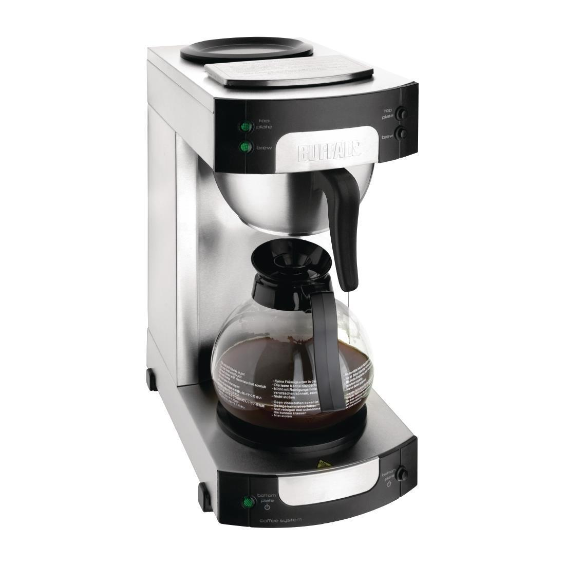 Buffalo Filter Coffee Maker - CW305