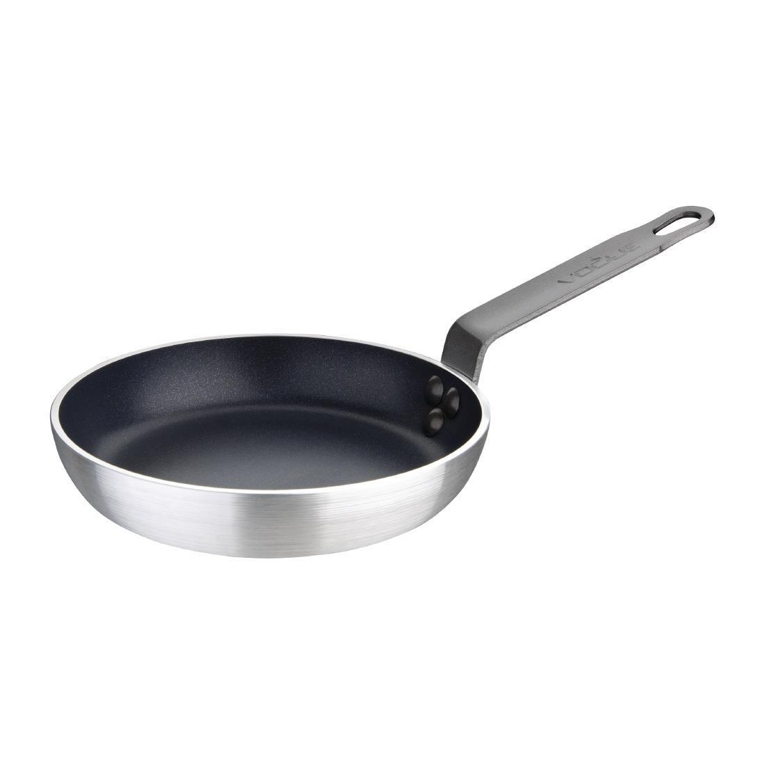 Vogue Non Stick Teflon Aluminium Frying Pan 200mm - S341