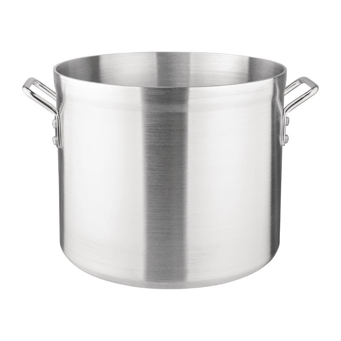 Vogue Deep Boiling Pot 22.7Ltr - S351