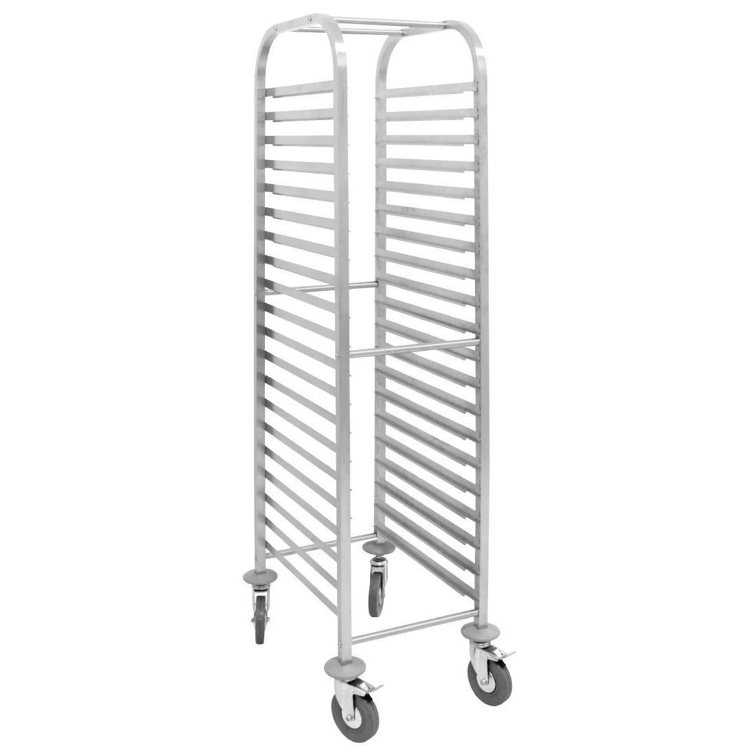 Vogue Gastronorm Racking Trolley - U376