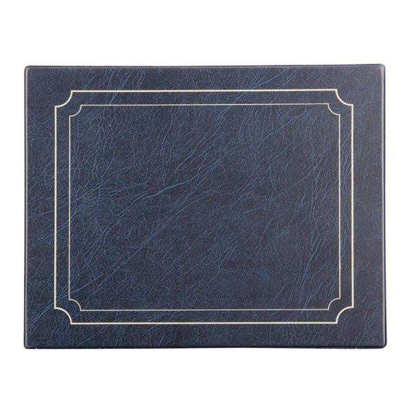 PVC Blue Place Mat