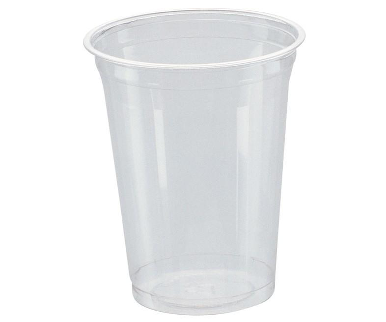 Cold Cup Compostable 20oz Clear Tumbler