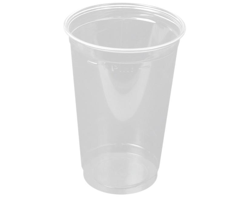 RPET One Pint to Line Tumblers CE Marked Recyclable