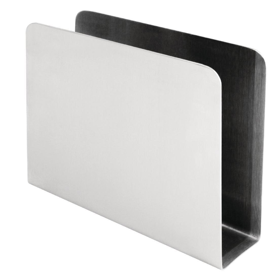 Napkin Holder Stainless Steel