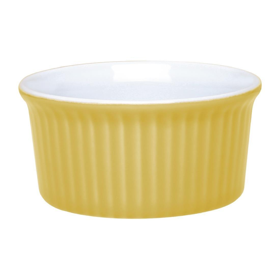 Olympia Pastel Ramekin Yellow 145ml