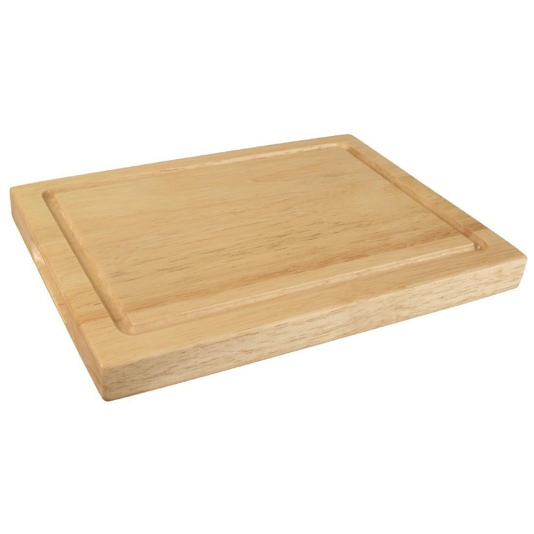 Olympia Small Hevea Steak Board