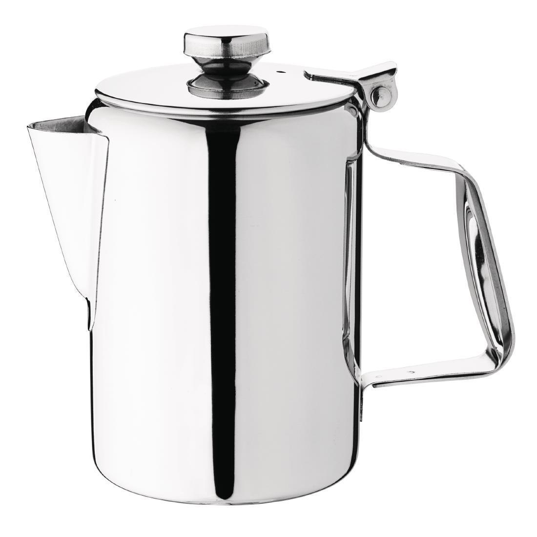 Olympia Concorde Stainless Steel Coffee Pot 570ml