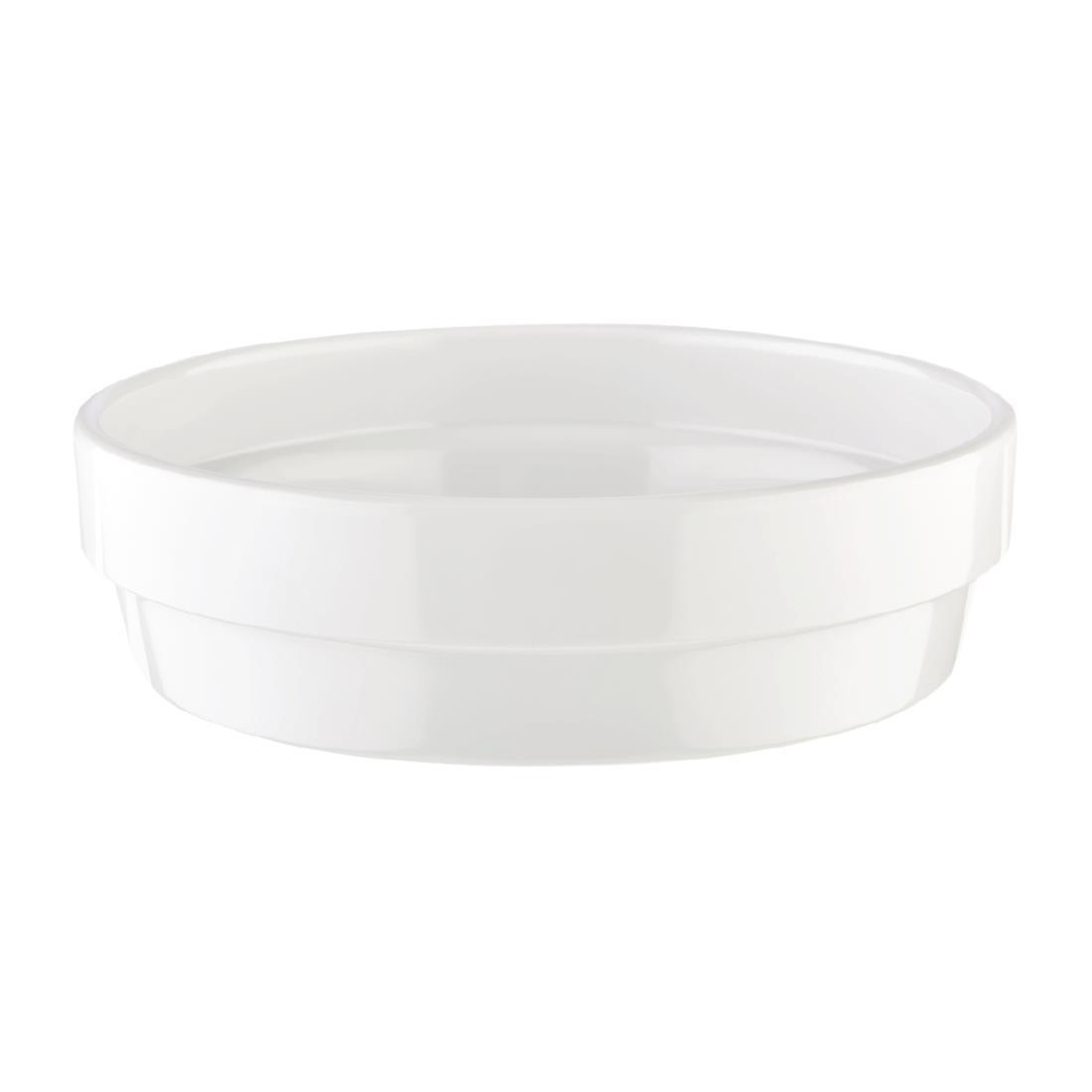 APS Flowerpot 120mm White - Each - HC743