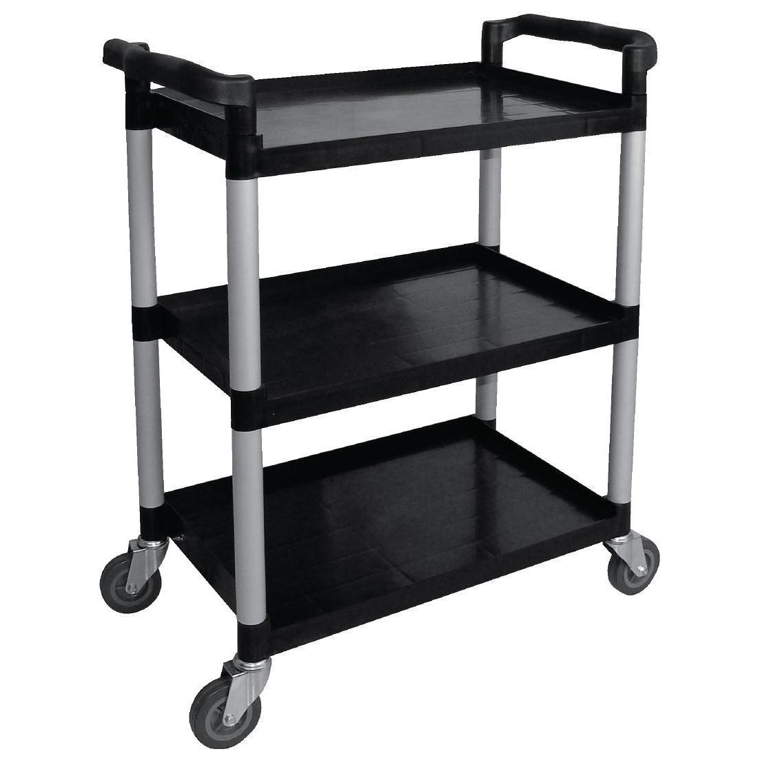 Vogue Polypropylene Mobile Trolley Small - Each - CF101