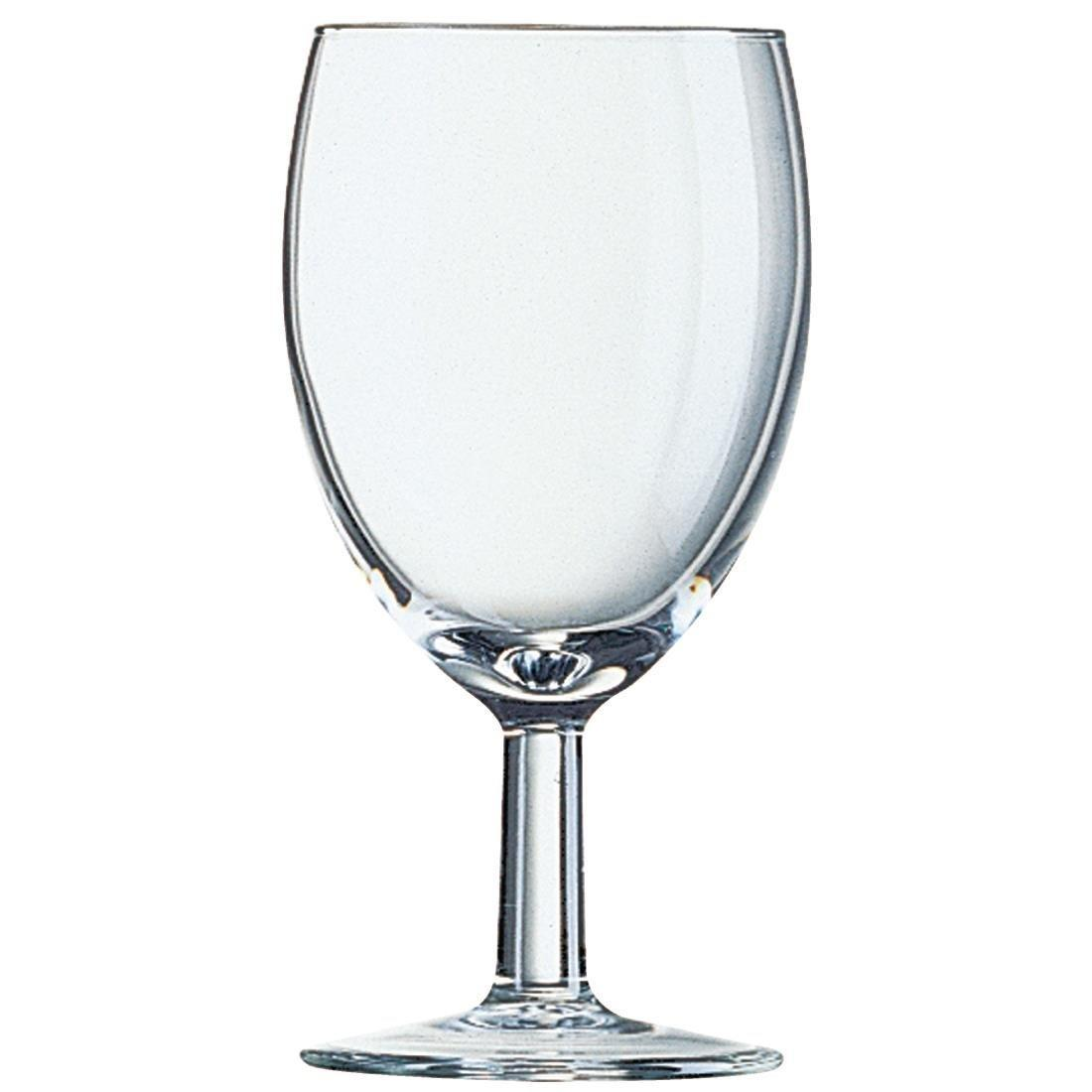 Arc Savoie Goblet - 240ml 8.5oz L&CE175ml (Box 48) - CJ507