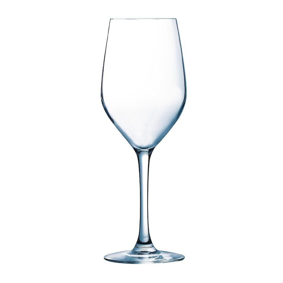 Arc Mineral Wine Glass Kwarx - 270ml 9.5oz (Box 24) - GD964