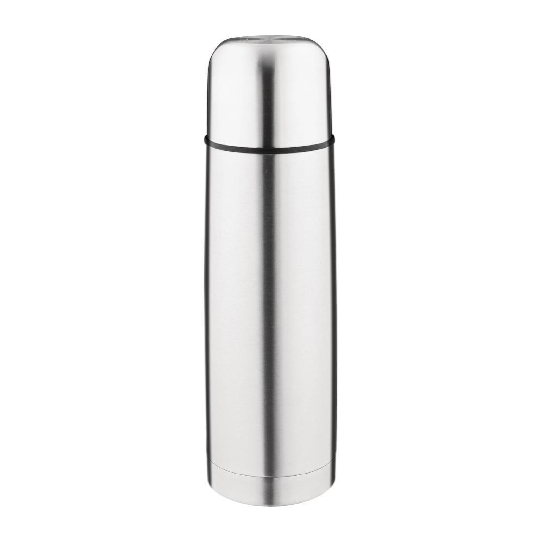 Olympia Vacuum Flask Stainless Steel 0.5Ltr