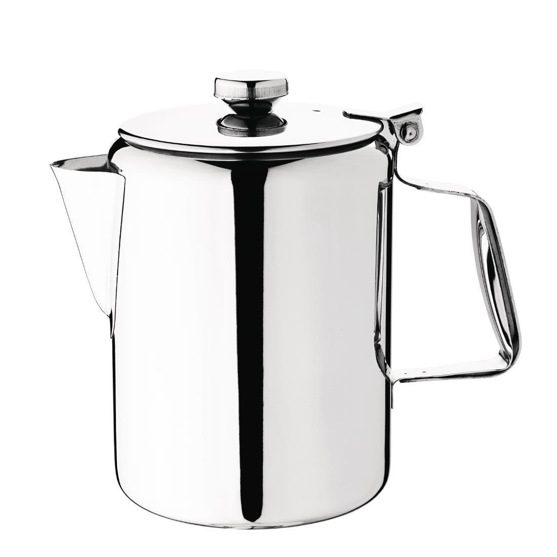 Olympia Concorde Stainless Steel Coffee Pot 910ml