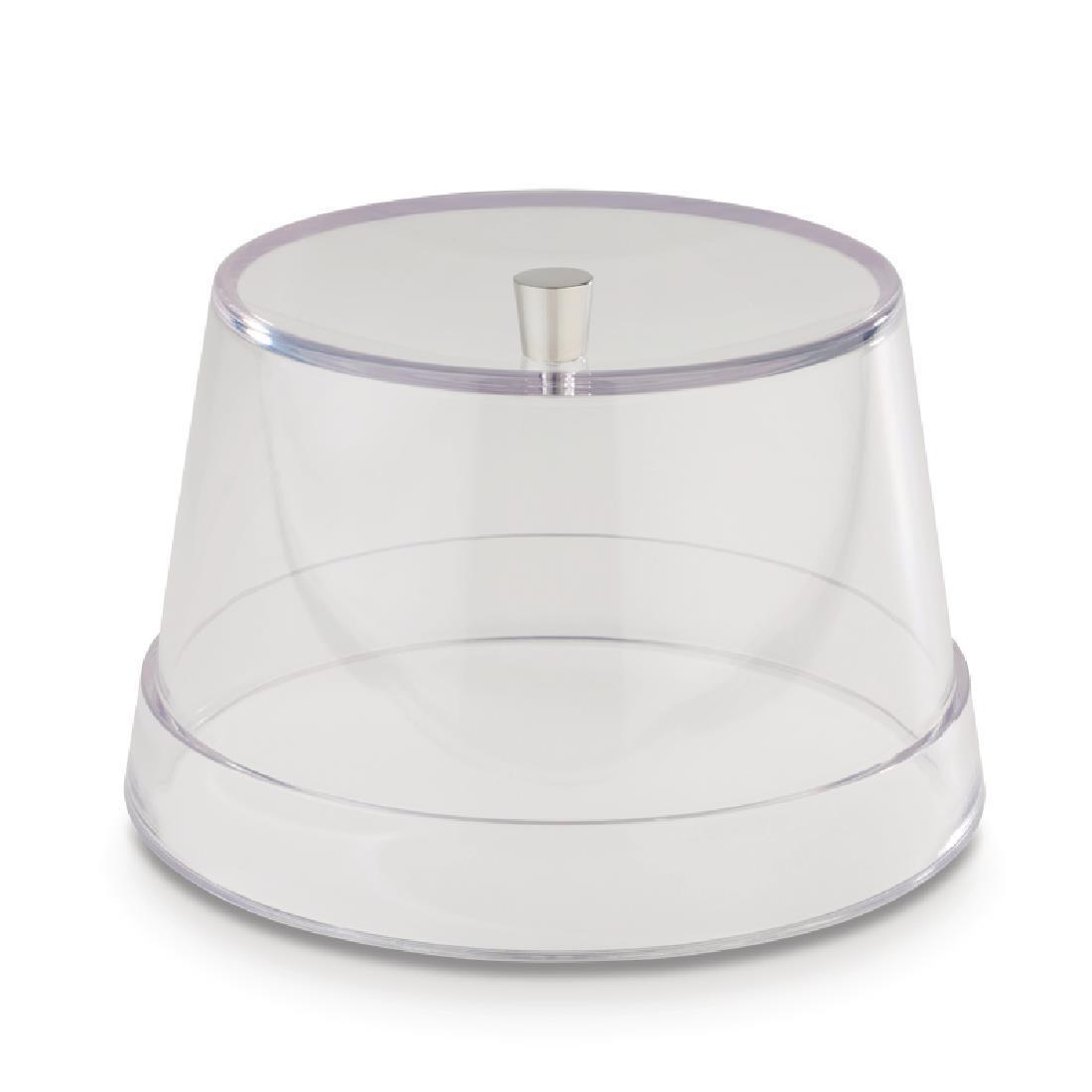 APS+ Bakery Tray Cover Clear 185mm - Each - DE550