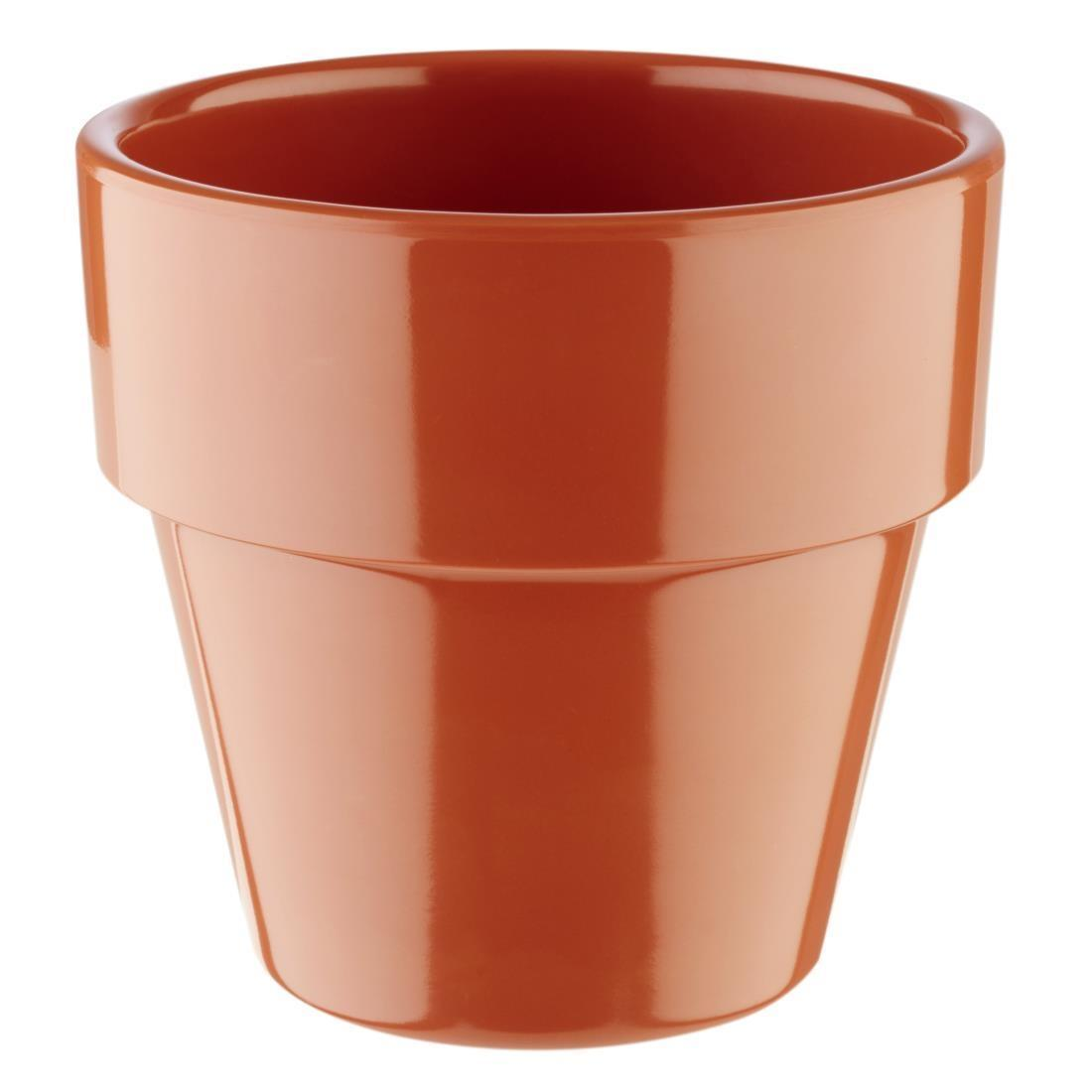 APS Flowerpot 90mm Terracotta - Each - HC741