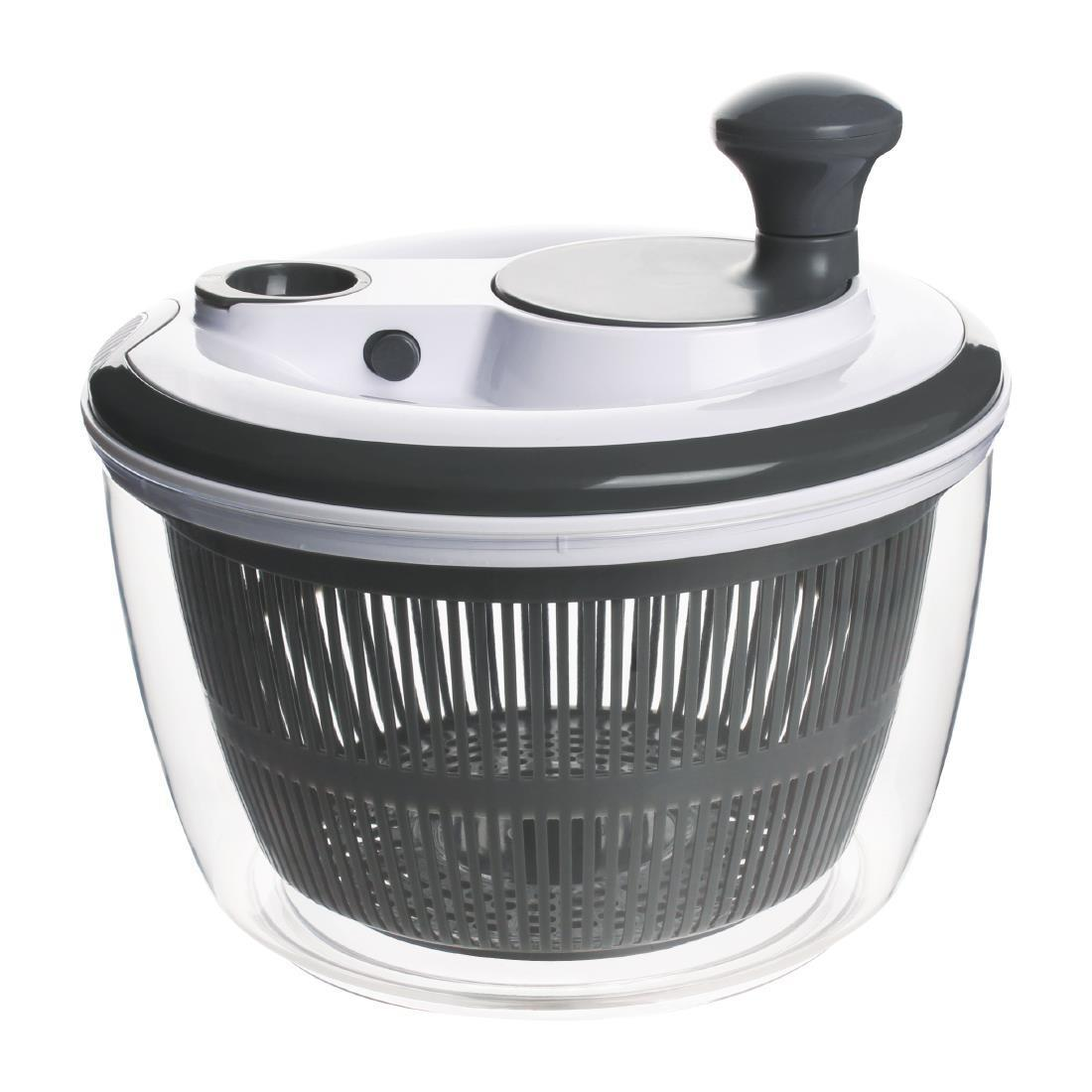 Vogue Salad Spinner Grey - Each - CN492