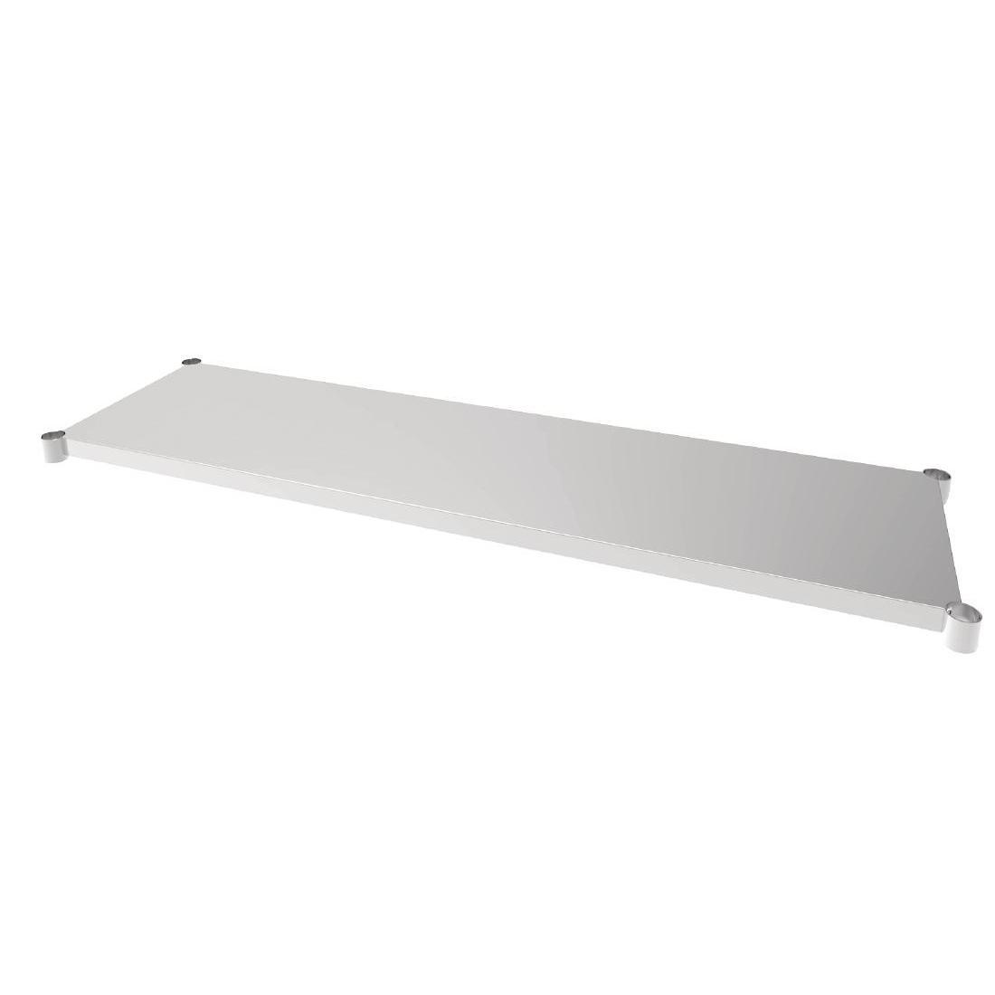 Vogue Stainless Steel Table Shelf 600x1800mm - Each - CP834