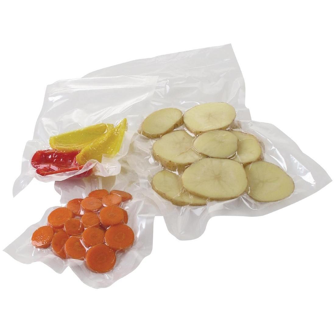 Vacuum Pack Bags 250 x 350mm - Case 50 - DM882