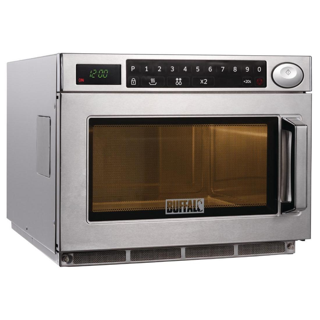 Buffalo Programmable Commercial Microwave Oven 1500W - GK641