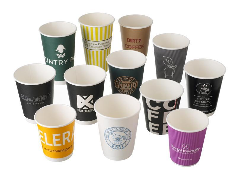 Cups - Custom Printed