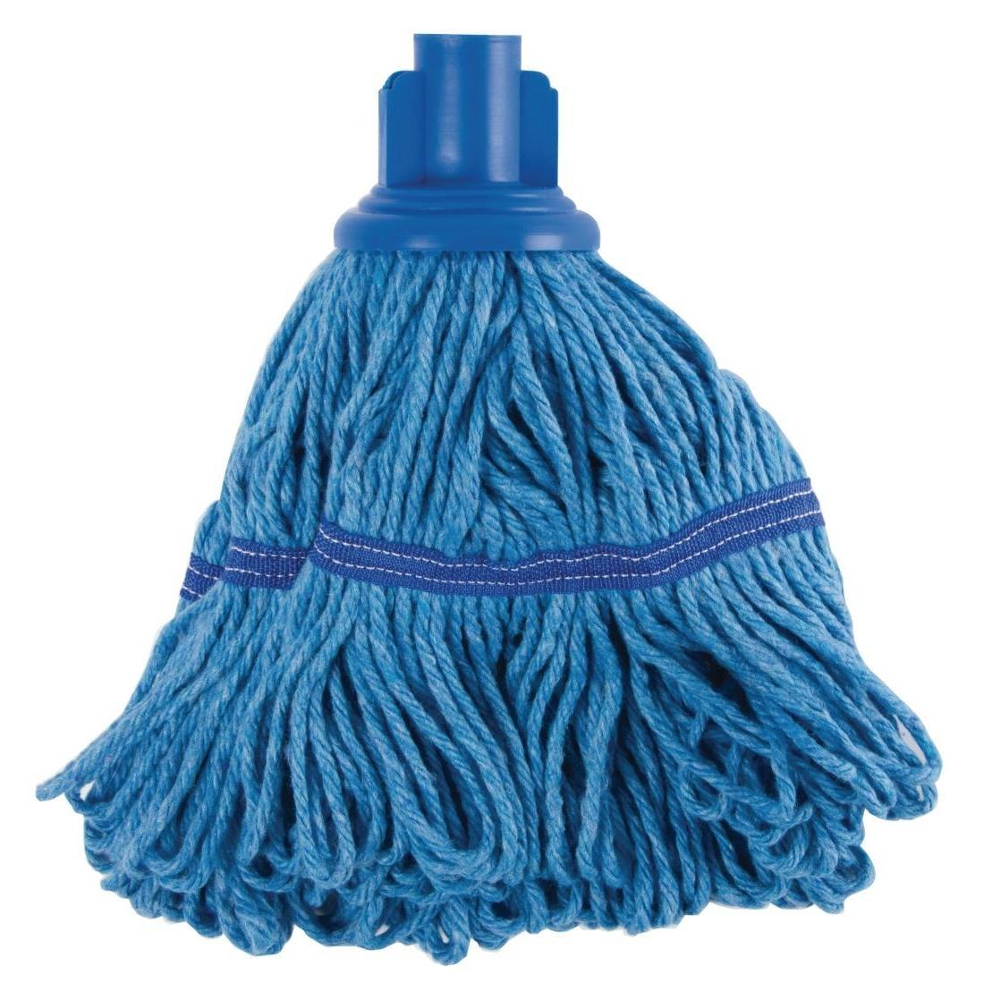Jantex Bio Fresh Socket Mop Head Blue