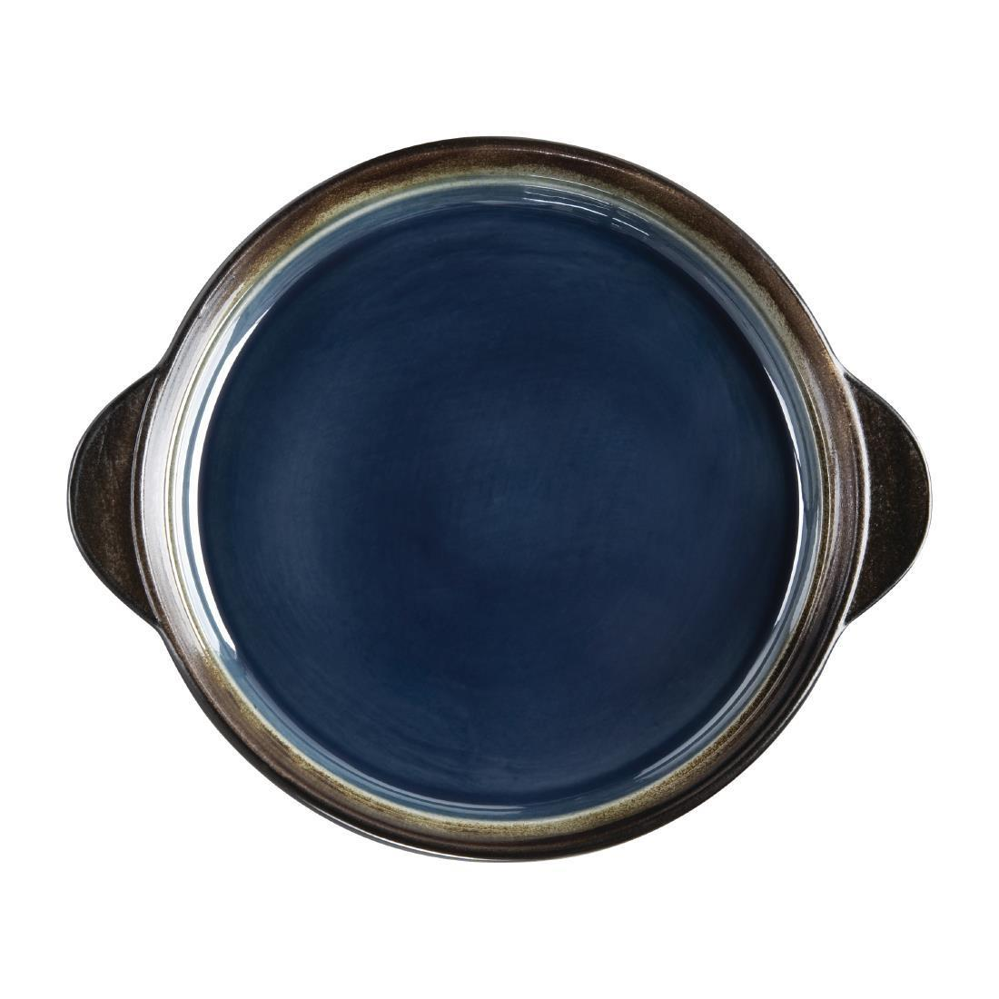 Olympia Nomi Round Tray Blue 190mm
