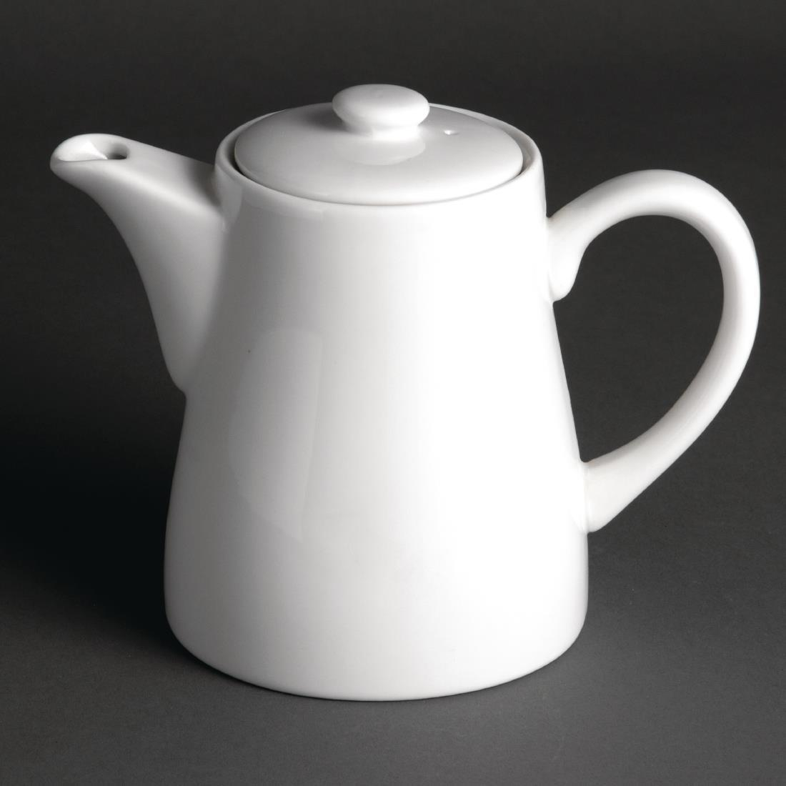 Olympia Whiteware Coffee Pots 710ml