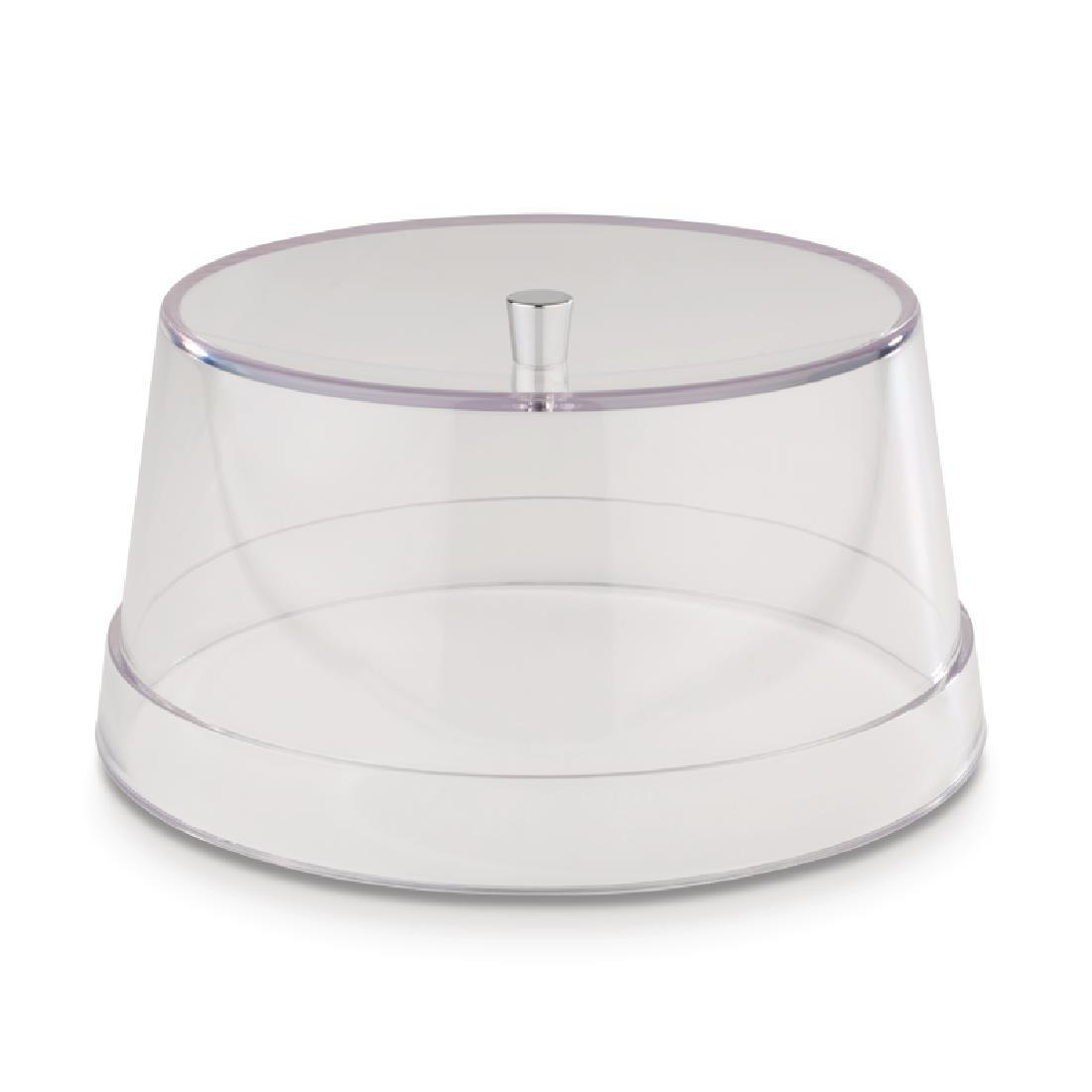 APS+ Bakery Tray Cover Clear 235mm - Each - DE551