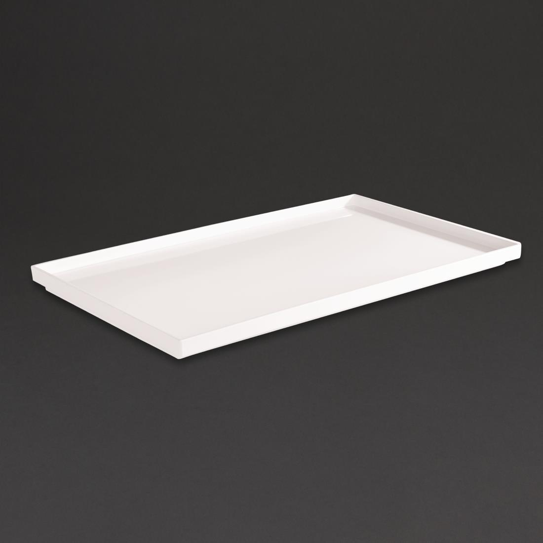 APS Asia+  White Tray GN 1/1 - Each - DT768