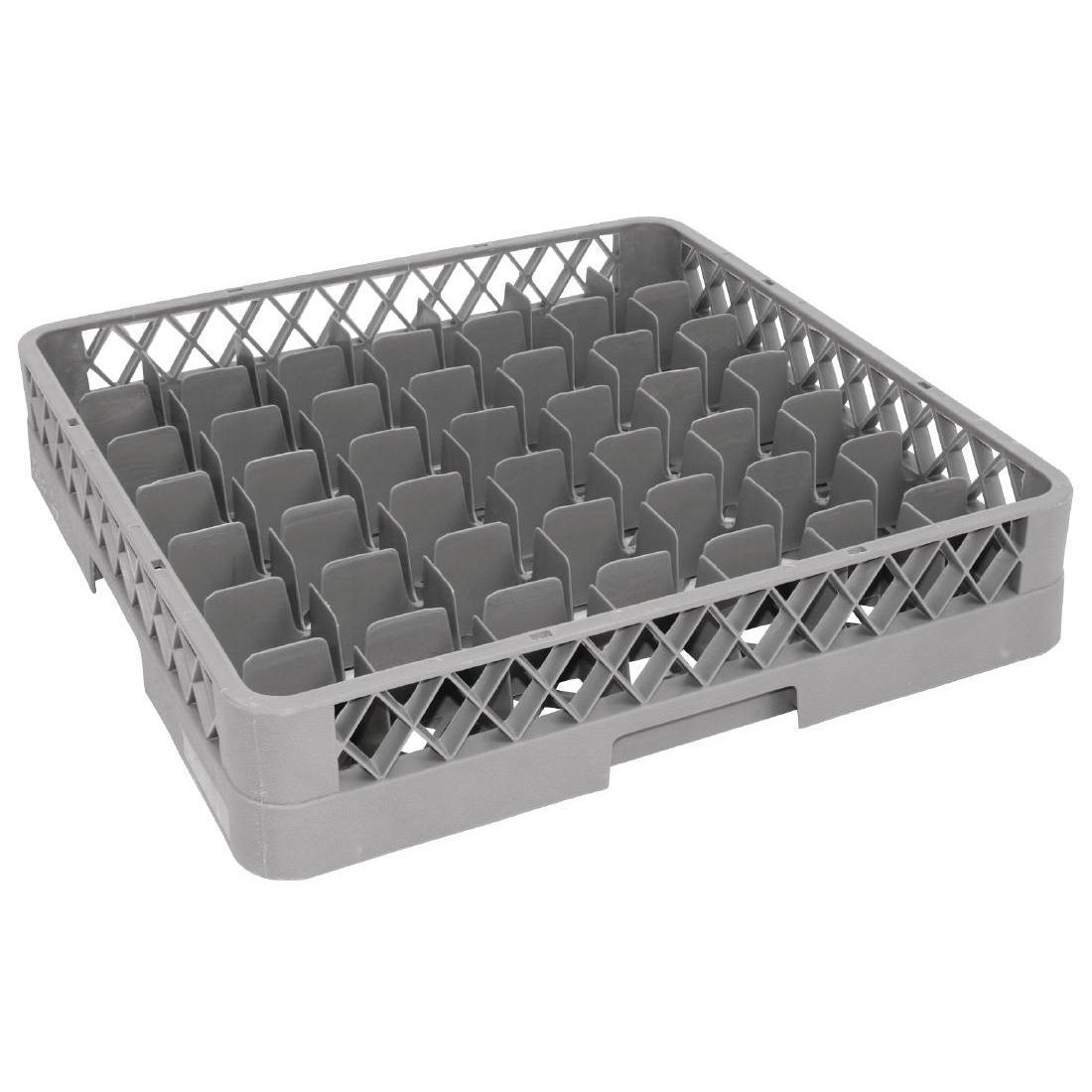 Vogue Glass Rack 49 Compartments - Each - F615