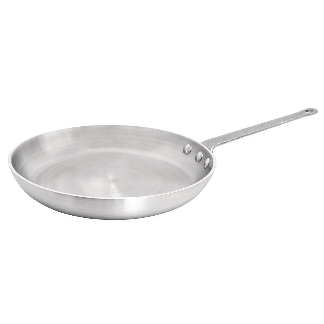 Vogue Aluminium Frying Pan 280mm - Each - GL216