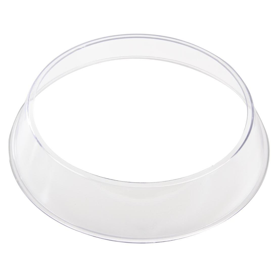 Vogue Polycarbonate Plate Ring - Each - K481