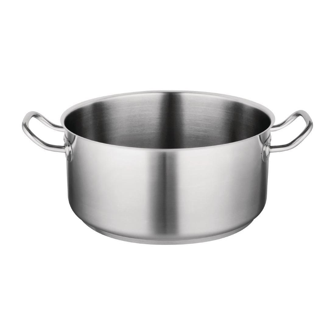 Vogue Casserole Pan 7.5Ltr - T177