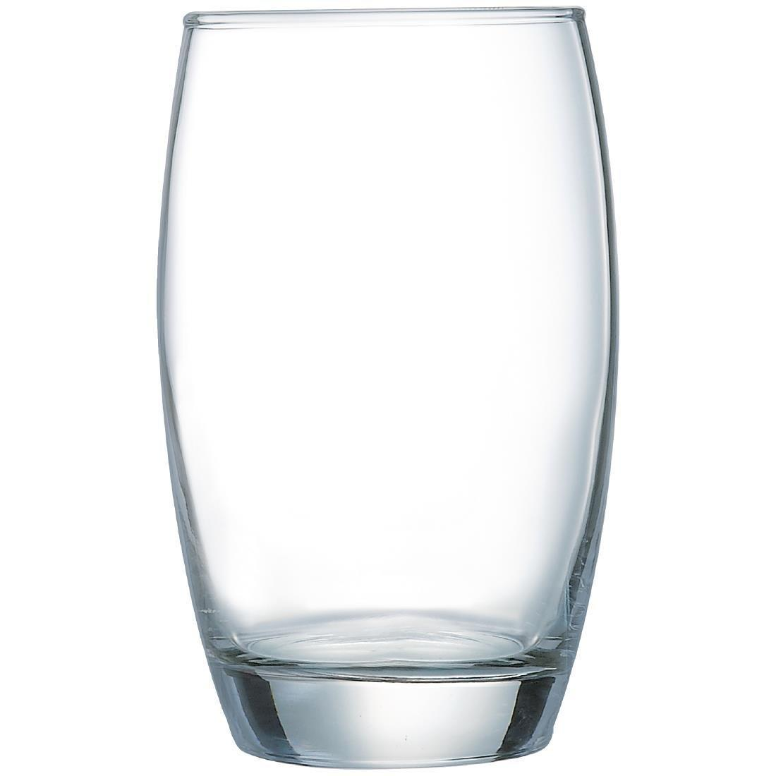Arc Salto Hi-Ball Tumbler - 350ml 12oz (Box 6) - DP059