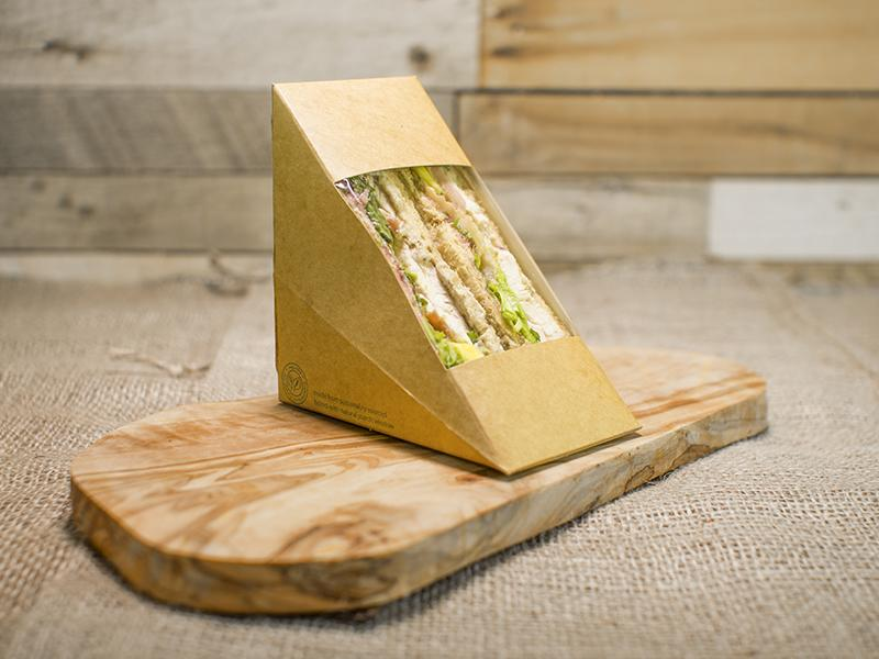 Sandwich & Wrap Boxes