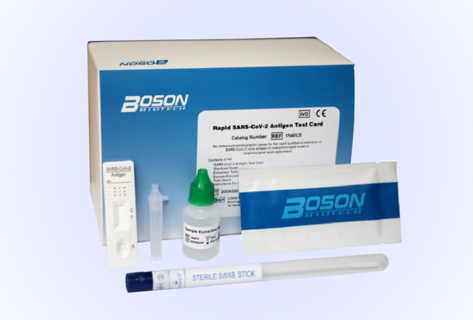 Lateral Flow Rapid Test Kits