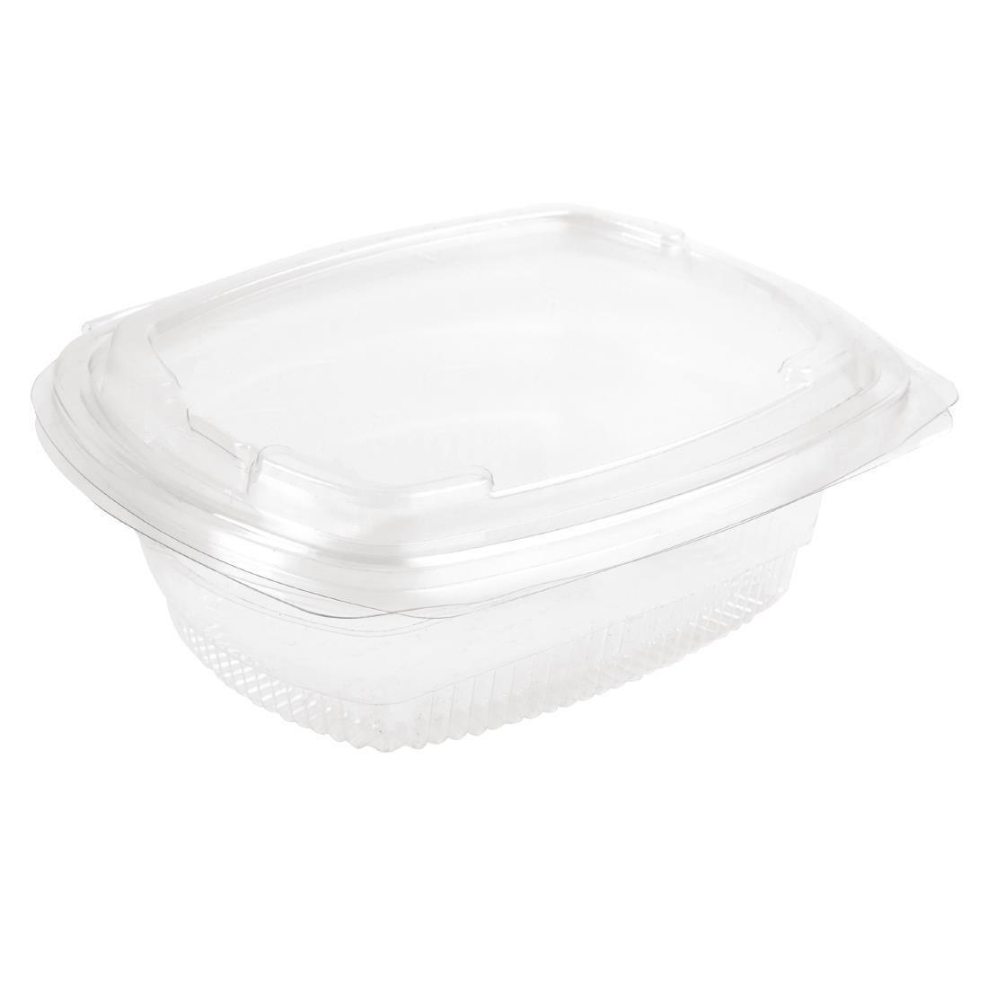 Faerch Fresco Recyclable Deli Containers With Lid 500ml / 17oz