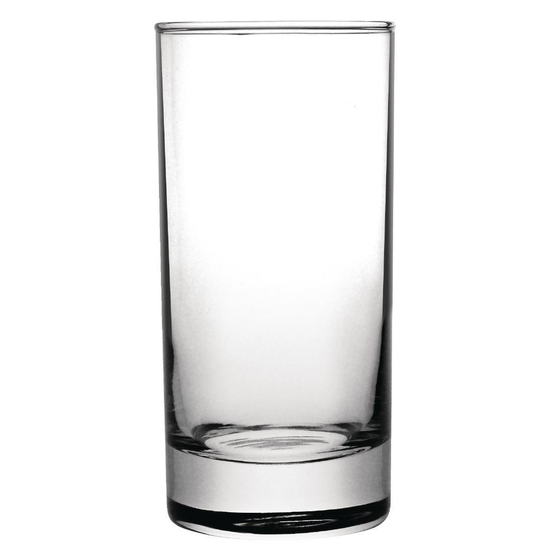 Olympia Hi Ball Glass 285ml CE Marked x48