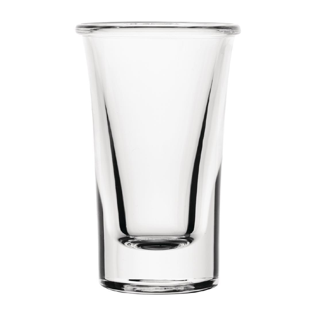 Kristallon Polycarbonate Shot Glasses 32ml - Case 24 - DS134