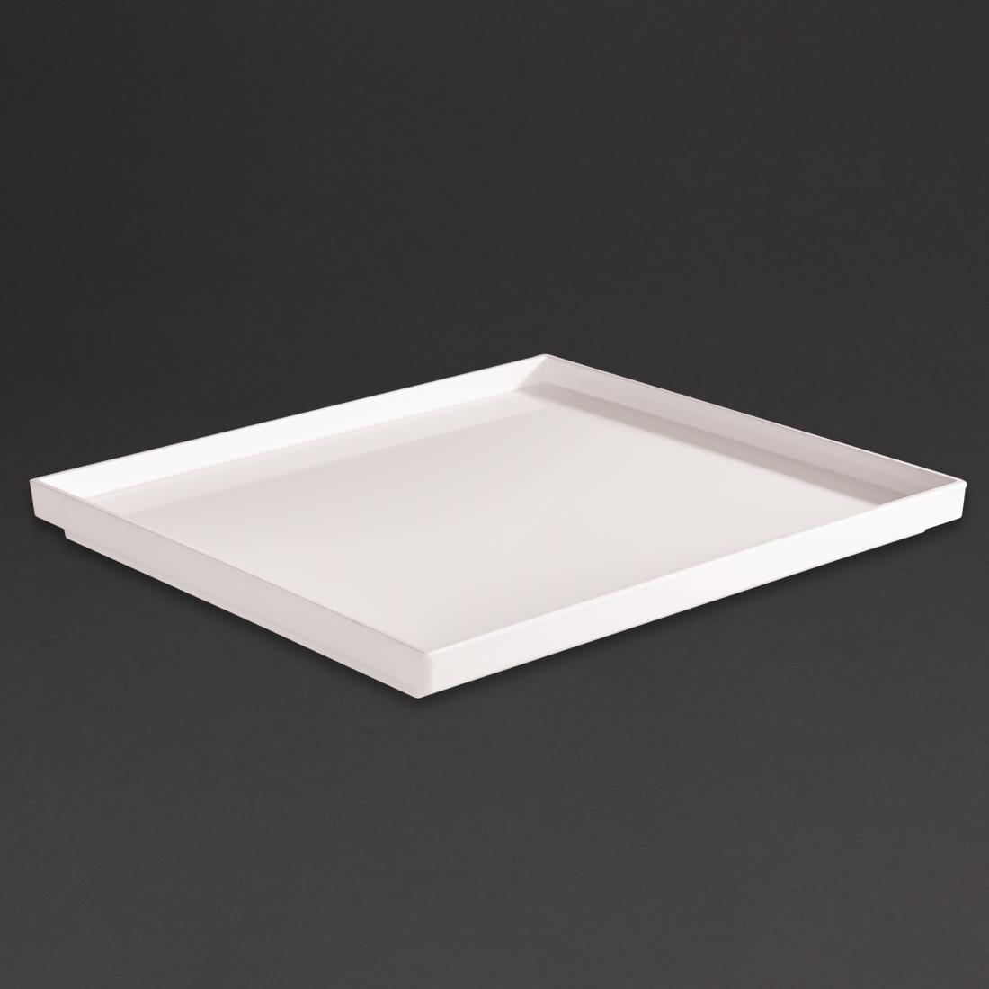 APS Asia+  White Tray GN 1/2 - Each - DT769