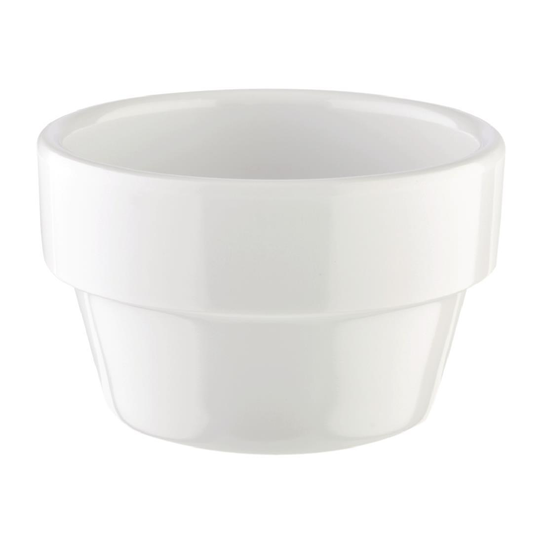 APS Flowerpot 60mm White - Each - HC737