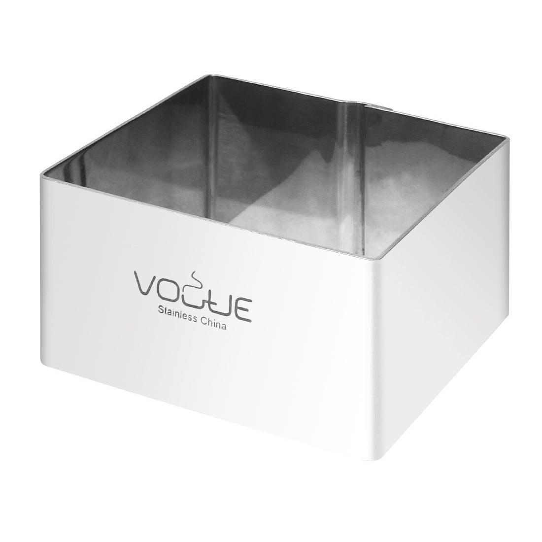 Vogue Square Mousse Rings 35 x 60 x 60mm - Each - CF164