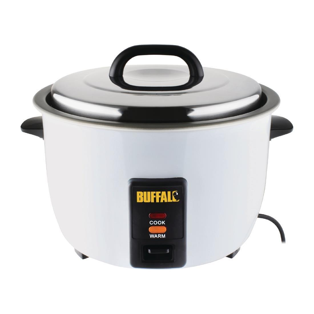 Buffalo Commercial Rice Cooker 4Ltr - CN324
