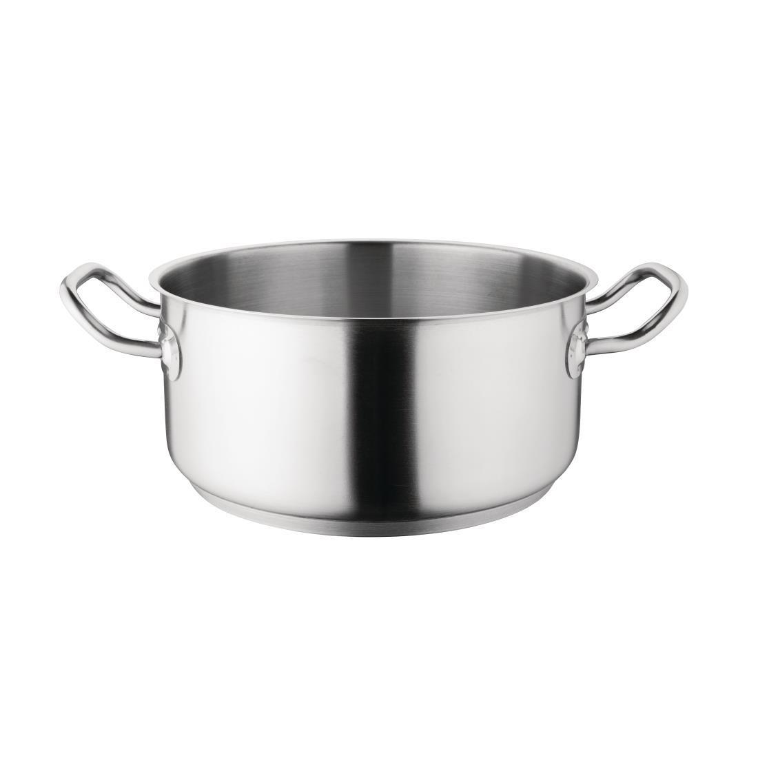 Vogue Casserole Pan 4.5Ltr - T149