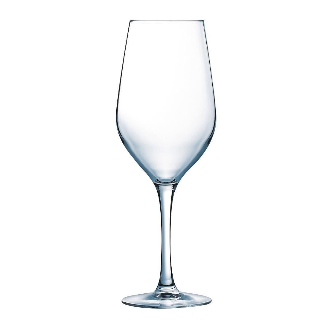 Arc Mineral Wine Glass Kwarx - 450ml 15.8oz (Box 24) - GD966