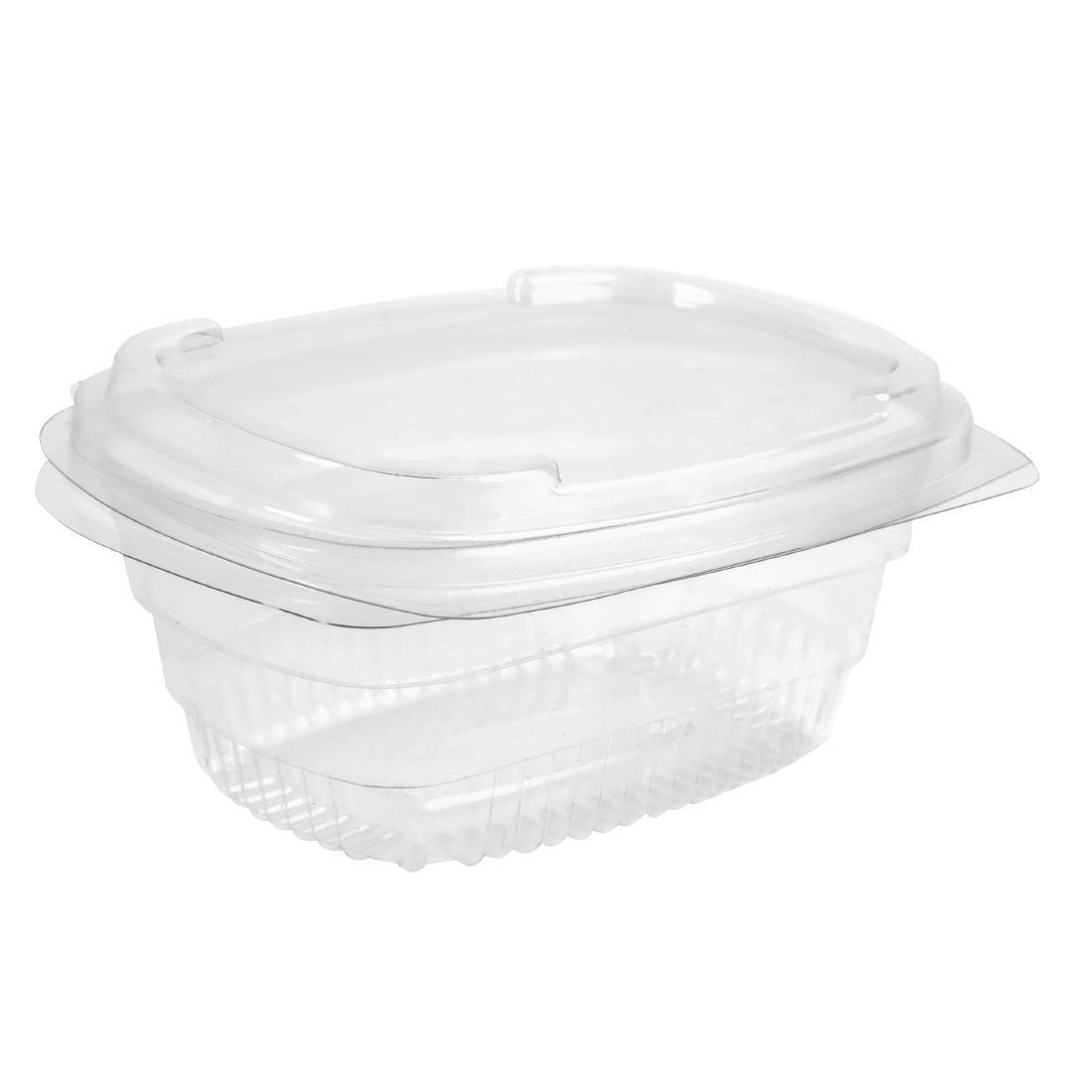 Faerch Fresco Recyclable Deli Containers With Lid 250ml / 9oz